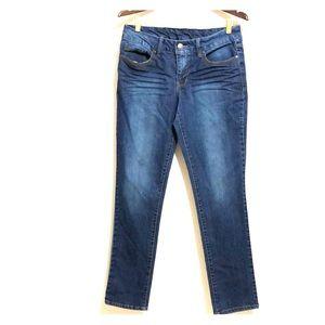 Faded Glory   Women's Skinny  Jeans   12